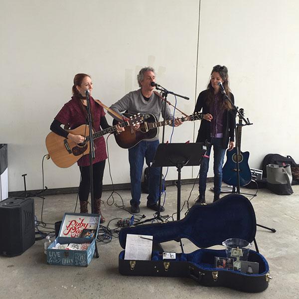 Live Musicians at Crescent Park